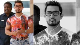 Aamir Khan's Secret Superstar: Mr perfectionist rocks spiky hairstyle & goatee in Monali Thakur starrer Secret Superstar!