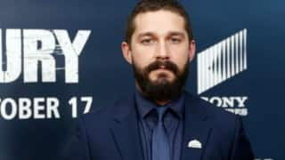 Shia LaBeouf has two Missy Elliott tattoos!