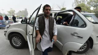 Defamation case: Rahul Gandhi appears in Assam court