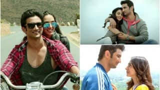 MS Dhoni: The Untold Story song Jab Tak: Sushant Singh Rajput & Kiara Advani song depicts how Dhoni & wife Sakshi fell in love!