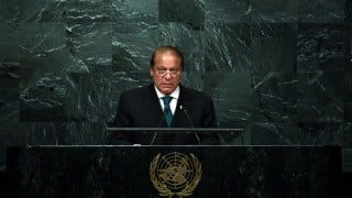 Nawaz Sharif's United Nations speech a monumental error of judgement