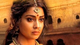 Gautamiputra Satakarni first look: Shriya Saran looks elegant as Vaashishtha Devi in Nandamuri Balakrishna's 100th film