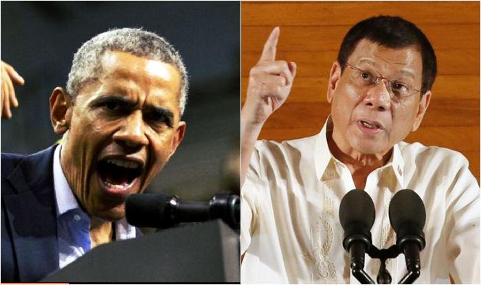 Ֆիլիպինների նախագահն Օբամային կրկին «անառակի որդի» է անվանել ու «հրաժեշտ տվել» ԱՄՆ-ին