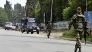 Jammu and Kashmir: Terrorist attack army headquarters in Baramulla; four gunmen suspected