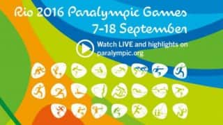 Rio Paralympics 2016: List of Indian athletes representing India at the 2016 Paralympics