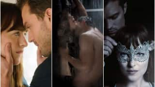 Fifty Shades Darker trailer: Jamie Dornan & Dakota Johnson's steamy shower sex & masquerade ball will leave you wanting for more!