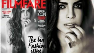 Priyanka Chopra is the sexiest cover girl! Check out Quantico star's Filmfare cover for October 2016
