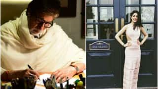 Amitabh Bachchan's granddaughter Navya Naveli's reaction to his inspiring letter is on point!