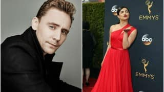 68th Emmy Awards: Priyanka Chopra & Tom Hiddleston to present at 2016 Emmy Awards together