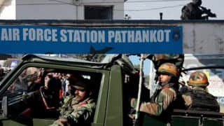 Alert sounded in Pathankot, search operation launched