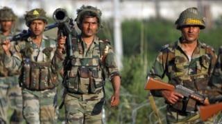 Pakistan violates ceasefire in Balakote and Keran sectors in Jammu and Kashmir