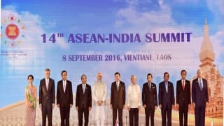 Narendra Modi at ASEAN summit: Slams Pakistan sponsored terrorism and takes a dig at China