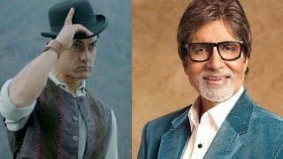 Aamir Khan : I'm Living My Dream Of Working With Amitabh Bachchan, He Is A Complete Joy To Work With
