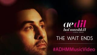 Ae Dil Hai Mushkil title song video OUT! Ranbir Kapoor, Aishwarya Rai Bachchan, Anushka Sharma, Fawad Khan mesmerise again! Watch it here!