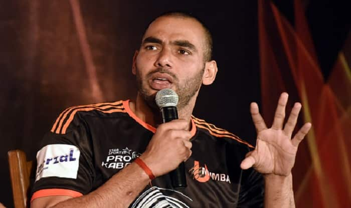 Anup kumar to lead india in kabaddi world cup india anup kumar to lead india in kabaddi world cup thecheapjerseys Gallery