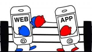 Do you think websites keep your details safer than apps do?