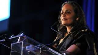 Arunadhati Roy invited to talk on Kashmir in Pakistan's Punjab Assembly