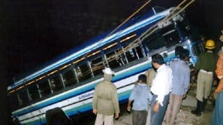 7 school children killed in Amritsar as bus falls in canal