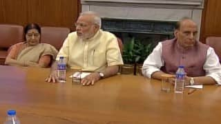 Narendra Modi chairs Cabinet Committee on Security meeting, assesses situation on Line of Control