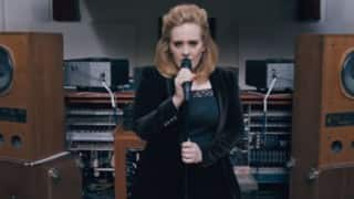 Adele craves a quiet life, Robbie Williams giving tips for living in LA