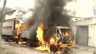 Violence over Cauvery dispute: Bengaluru Metro shut; BMTC, KRSTC bus services to Tamil Nadu suspended; 15,000 police personnel deployed