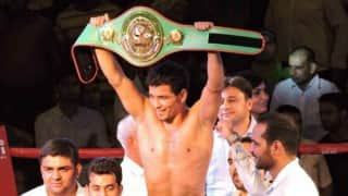 Indian boxer Neeraj Goyat to defend WBC Asia title next month