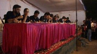 जेएनयू छात्रसंघ चुनाव 2016: प्रसिडेंशियल डिबेट में सभी कैंडिडेट की 'अपनी डफली अपना राग', पोल खोलने की होड़