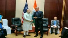Barack Obama meets Narendra Modi: Says he and Michelle are…