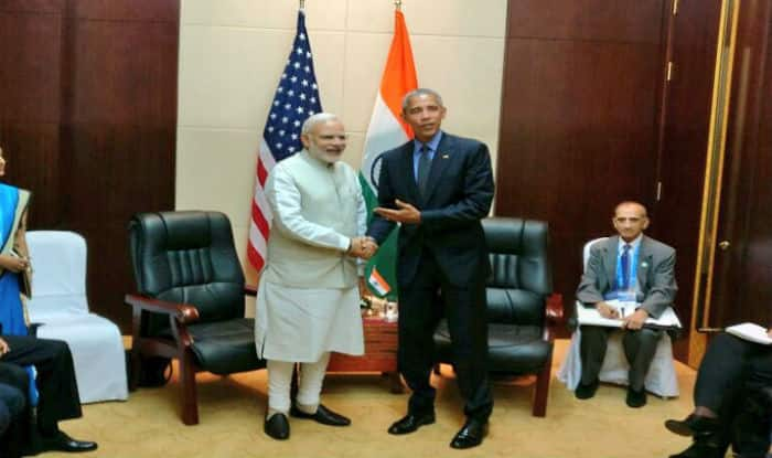 Barack Obama meets Narendra Modi: Says he and Michelle are yet to visit the Taj Mahal