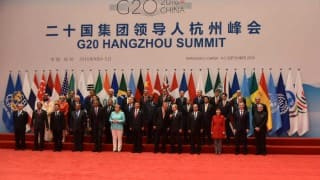 G20 nations for global forum to address excess steel capacity