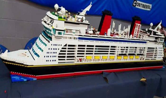 Airbnb Offers Free Stay In Denmarks Lego House If You Win This - Biggest lego ship