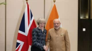 UK confirms post-Brexit trade working group with India