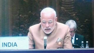 Narendra Modi raises black money, tax evasion at G20 summit