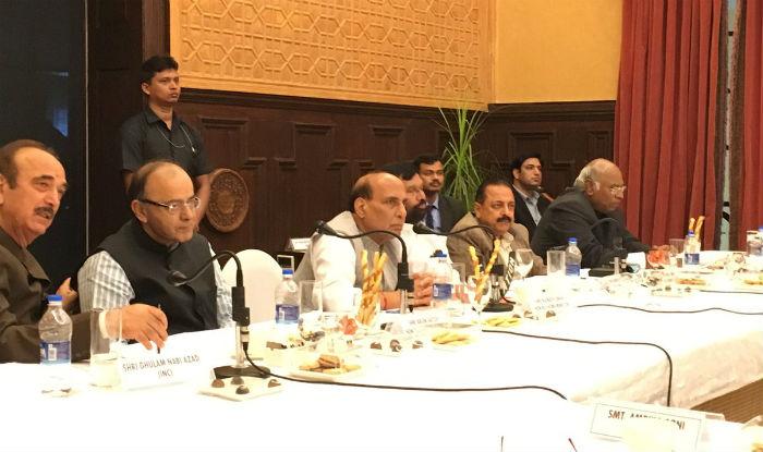 Rajnath Singh says Syed Geelani betrayed 'Kashmiriyat' as peace bid fails
