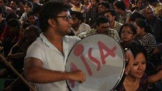 जेएनयू छात्रसंघ चुनावः सेंट्रल पैनल की सभी सीटों पर लेफ्ट गठबंधन की जीत