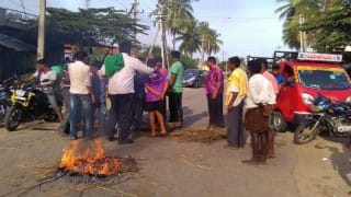 Cauvery water row: Bengaluru-Mysuru Highway blocked, protests intensify