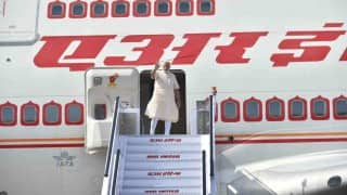 Narendra Modi leaves for home after attending ASEAN, East Asia Summits