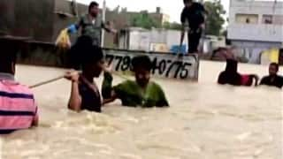 Floods: NDRF teams deployed in Andhra Pradesh, Telangana and Karnataka