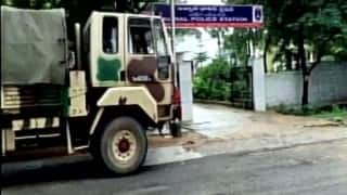 Hyderabad rains: Water-logging disrupts normal life, Army conducts survey in Alwal, Uppal areas
