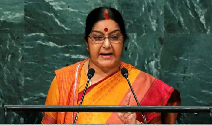Pakistan rips into Sushma's speech, calls it 'litany of lies'