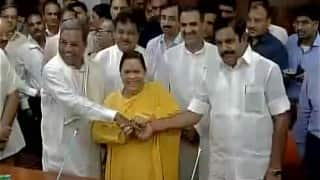 Cauvery issue: Uma Bharti convenes meeting with Karnataka and Tamil Nadu governments