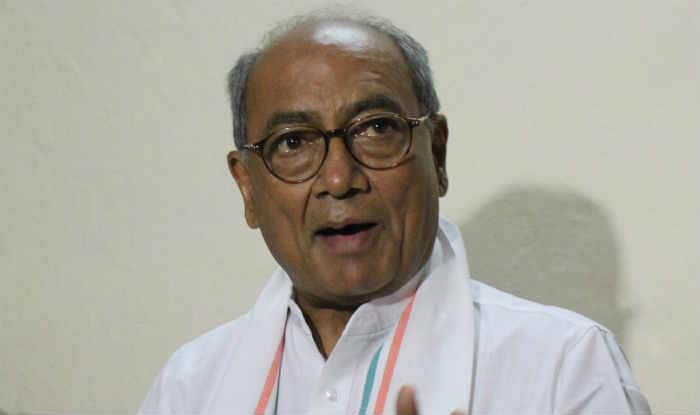 Congress stands behind Karnataka government on Cauvery issue: Digvijay Singh
