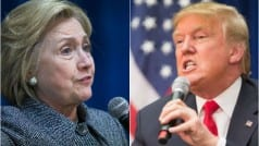 Hillary Clinton achieves 12-point lead over Donald Trump