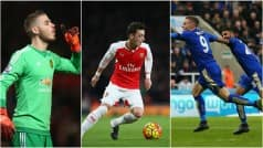English Premier League 2016: Manchester United have been the biggest talking point despite not featuring in the top five!