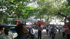 Mumbai: Fire at Express Building in Nariman Point; 5 fire…