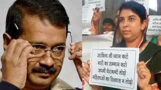 Fresh Trouble for Arvind Kejriwal in Punjab: Former member Amandeep Kaur says 52 women sexually assaulted by AAP leaders