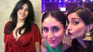 Ekta Kapoor's Balaji Motion Pictures is NOT backing out from Kareena Kapoor & Sonam Kapoor starrer Veere Di Wedding