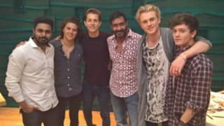 The Vamps joins hands with Shivaay for a track! Watch the video shared by Ajay Devgn