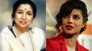 Priyanka Chopra perfect choice to portray me on screen: Asha Bhosle