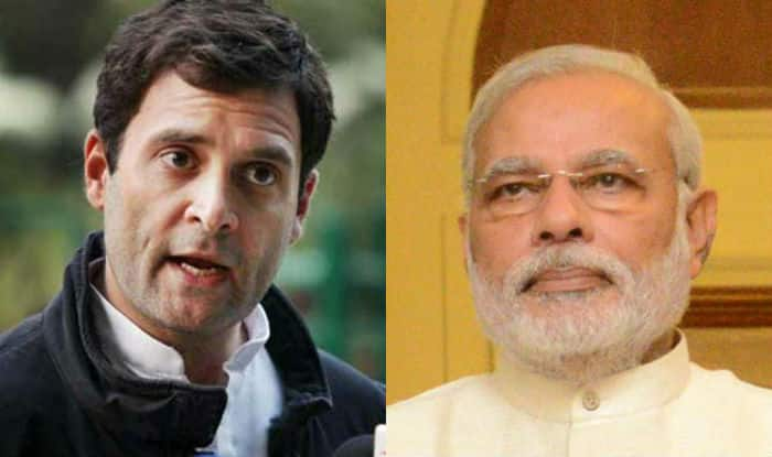 Rahul lauds Modi, says he acted like PM for first time